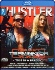 This Ain't Terminator XXX 3D Blu-ray Image from Hustler!
