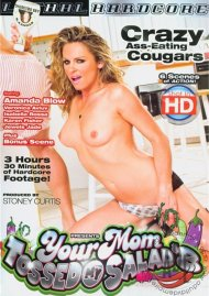 Your Mom Tossed My Salad #8 Porn Movie
