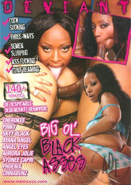 Big Ol Black Asses
