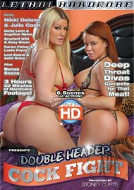 Double Header Cock Fight Porn Movie
