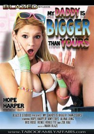 My Daddy Is Bigger Than Yours Porn Video