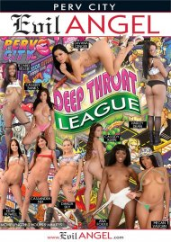 Deep Throat League Porn Video