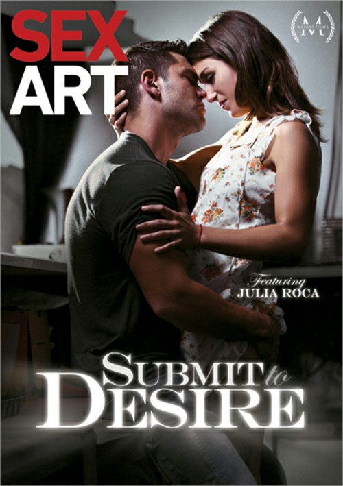 Julia Roca stars in Submit To Desire DVD porn movie.