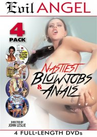 Nastiest Blowjobs & Anals 4-Pack Porn Movie