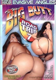 Homies Big Butt Road Trip 7, The Porn Movie