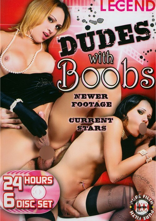 Dudes With Boobs