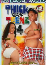 Thick Black Teenz 4 Porn Video