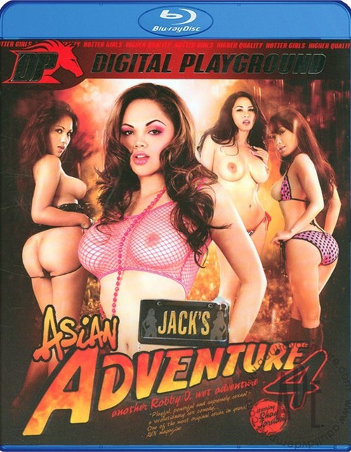 Jacks Playground: Asian Adventure 4