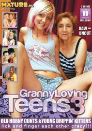 Granny Loving Teens 3 Porn Movie