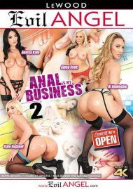 Stream Anal Is My Business 2 HD Porn Video from Evil Angel.