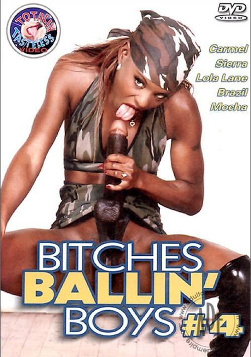 Bitches Ballin Boys #4