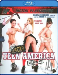 Teen America: Mission #11 Blu-ray porn movie from Digital Playground.