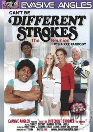 Cant Be Different Strokes: The Reunion Porn Movie