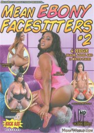 Mean Ebony Facesitters #2 Porn Video