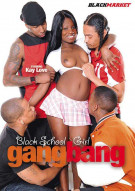 Black Schoolgirl Gangbang Porn Movie