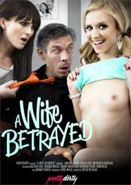A Wife Betrayed DVD Image from Pretty Dirty.