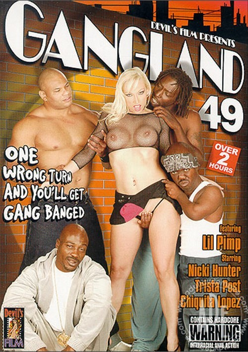 Gangland 49 Nicky Hunter Wesley Pipes Devil's Film