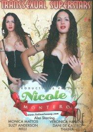 Transsexual Superstars: Nicole Montero Porn Movie