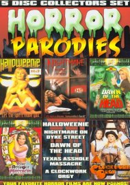 Horror Parodies Box Set Porn Movie
