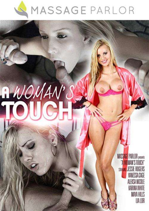 Woman's Touch, A Chris Evans Bradley Remington Josh Rivers