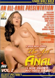 Art of Anal Vol. 2, The Porn Video