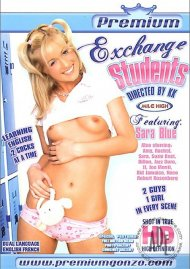 Exchange Students Porn Movie