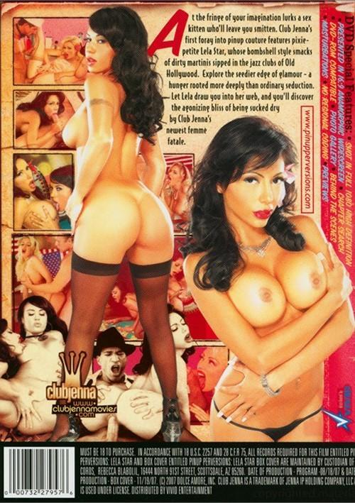 Free Lela Star Anal (pinup Perversions) Movie