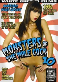 Monsters Of She-Male Cock 10 Porn Video