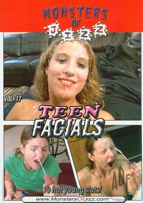 Monsters Of Jizz Vol. 17: Teen Facials 2013 18+ Teens Monsters of Jizz