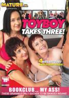 Toyboy Takes Three! Porn Video