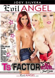 TS Factor All Stars . . . Just Girls DVD porn movie from Evil Angel.