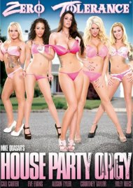 House Party Orgy Porn Movie