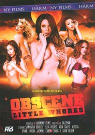 Stream Obscene Little Whores HD Porn Video from Harmony.