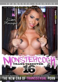 Monstercock Trans Takeover 16 Porn Video