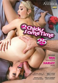 2 Chicks Same Time Vol. 25 Porn Movie