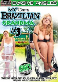 My Brazilian Grandma 3 Porn Video