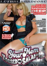 Your Mom Tossed My Salad #12 Porn Movie