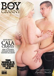 Boy Meets Granny Porn Movie