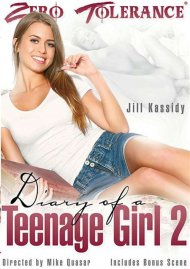 Diary Of A Teenage Girl 2 DVD porn movie from Zero Tolerance.