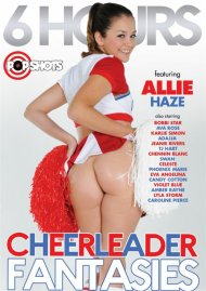 Cheerleader Fantasies Porn Movie