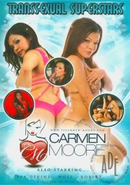 Transsexual Superstars: Carmen Moore Porn Movie