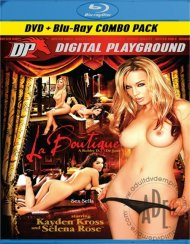 La Boutique (DVD + Blu-ray Combo) Blu-ray