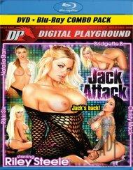 Jack Attack (DVD + Blu-ray Combo) Blu-ray