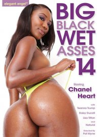 Big Black Wet Asses! 14 Porn Video