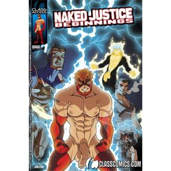 Naked Justice Beginnings #1 Sex Toy