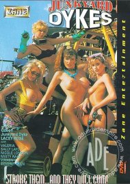 Junkyard Dykes Porn Movie