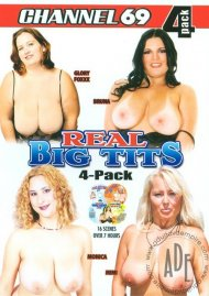 Real Big Tits 4-Pack Porn Movie