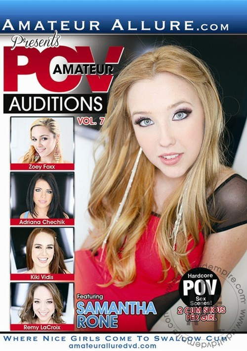 POV Amateur Auditions Vol. 7