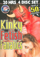 Kinky Fetish Fanatics 4-Disc Set Porn Movie