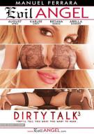 Dirty Talk 3 Porn Video